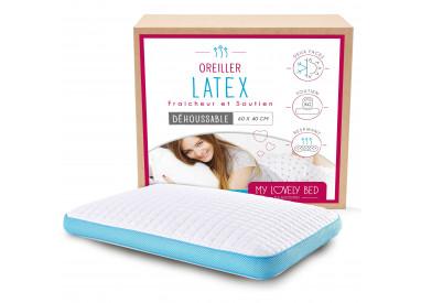 Oreiller Latex 60x40