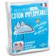Protège matelas éponge coton imperméable