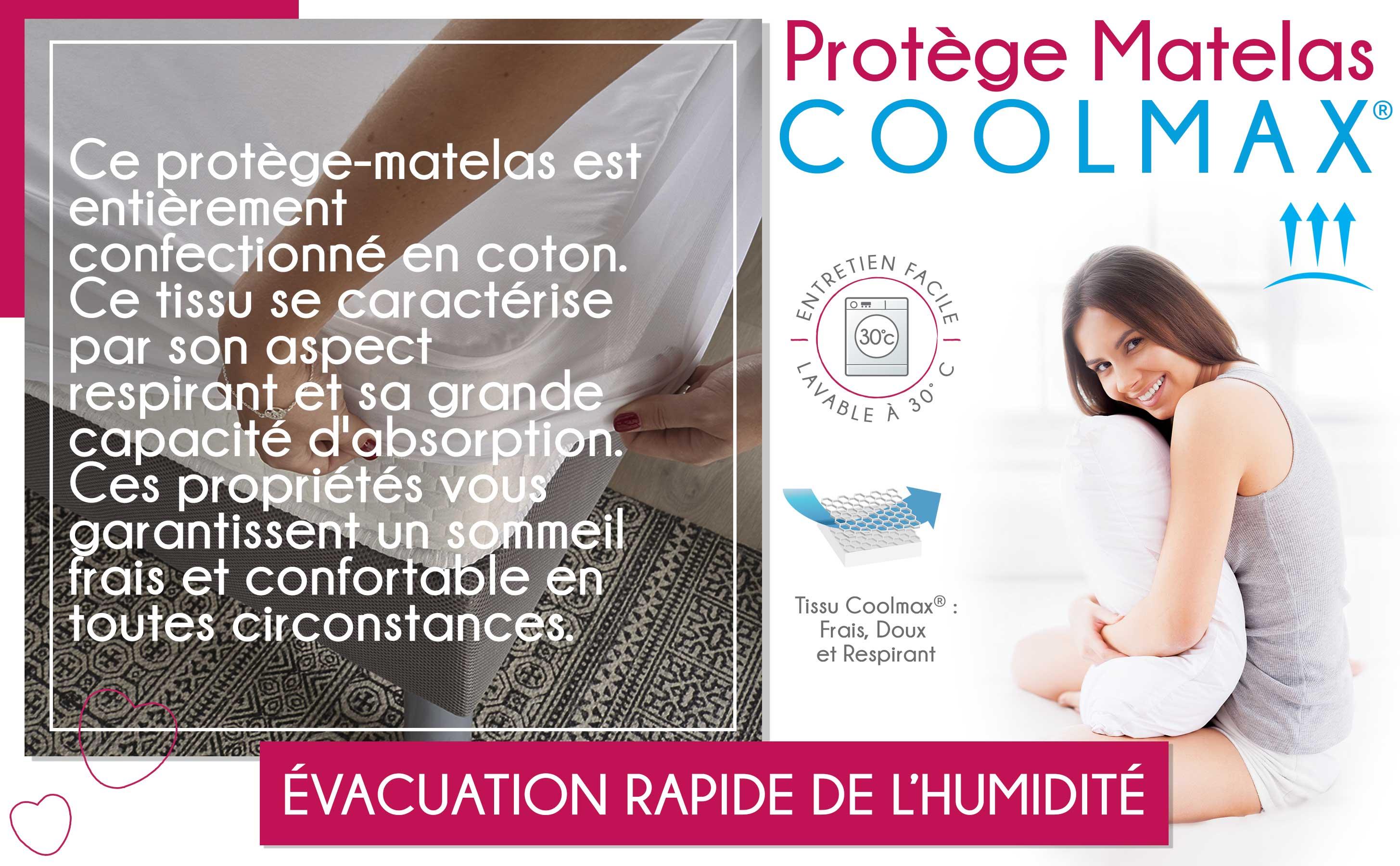 protège matelas thermorégulateur